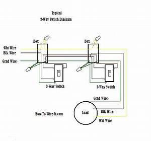 Cooper 3 Way Switch Wiring Diagram
