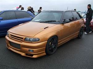 Modified Vauxhall Astra Mk3  Gsi