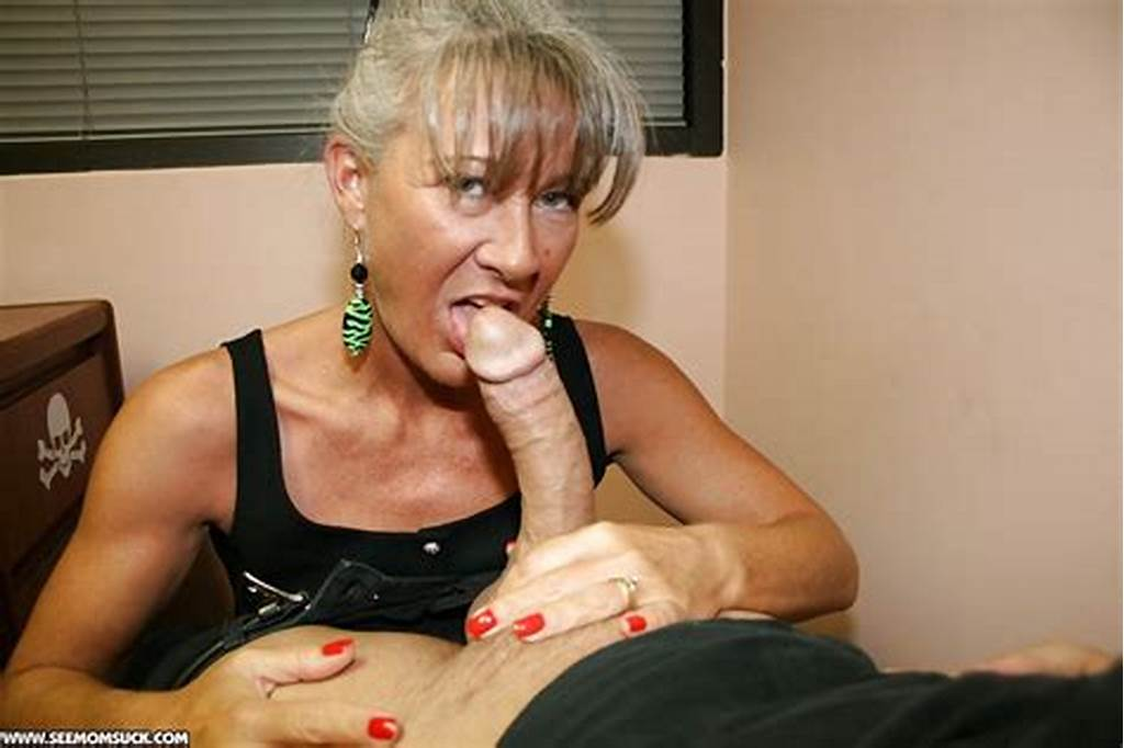 #Mature #Secretary #In #Glasses #Gives #A #Great #Blowjob #To #Her
