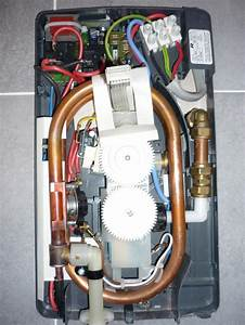 Redring Electric Shower Stopped Operating