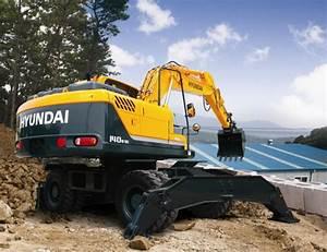 Hyundai R140w