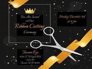 Tacoma Eye Ribbon Cutting December 3rd 4pm
