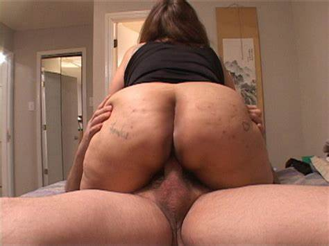 Fat Girls Ass Enormous Plumper Donger