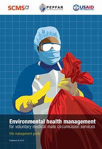 Environmental Health Management For Voluntary Medical Male