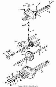 30 Huskee Lawn Mower Drive Belt Routing Diagram