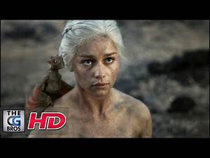 """CGI VFX Breakdown 1080P : """"Game of Thrones"""" (3D Motion Tracking) by PeanutFX 