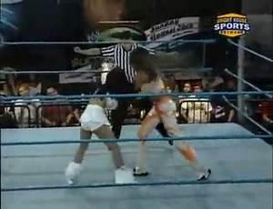 FCW Wrestling - Penny Cash vs Alicia Fox