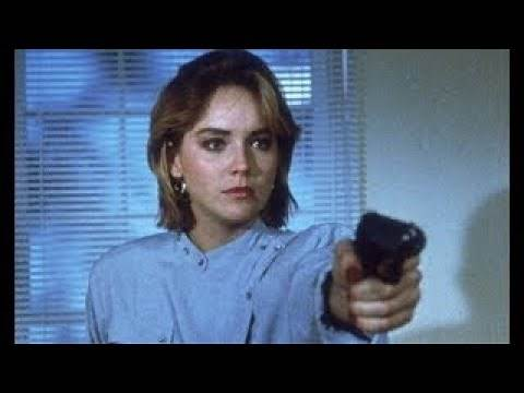 Sharon Stone / Cold Steel 1987 Crime Drama Thriller Rated R