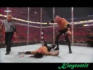 20 Finishers: Chokeslam (Kane) [HD]