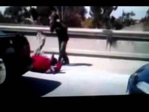 WARNING GRAPHIC: Man Hurt In Brutal Fight
