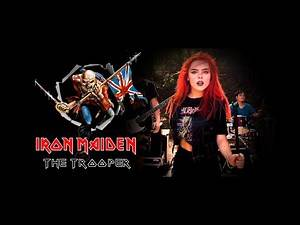 The Trooper - Iron Maiden; by The Iron Cross