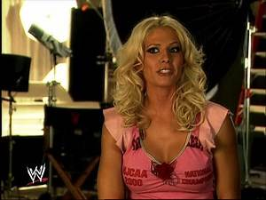 RUe DeBonna Announces Torrie Wilson & Sable Will Do Playboy Together SmackDown 02.05.2004