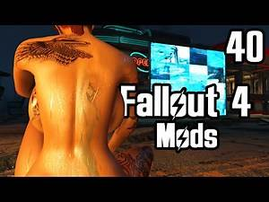Fallout 4 Mod Review 40 - BODY SWAPING - Boobpocalypse