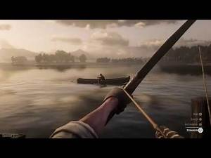 Red Dead Redemption 2- Bow & Arrow Ragdolls Vol.2 (Dynamite Arrow, Fire Arrow, Poison Arrow)
