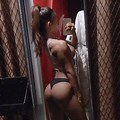 Female Muscle Pin Up