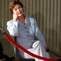 Laura Bush Feet